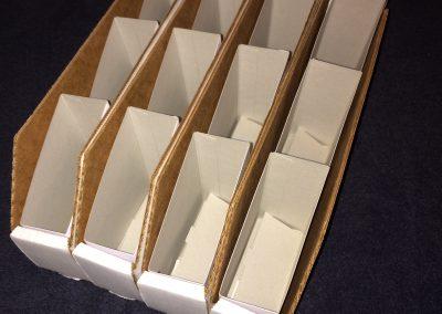 Therm-Nat flexible shelf organization